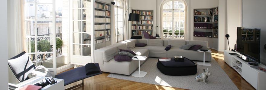 Achat immobilier à Paris :