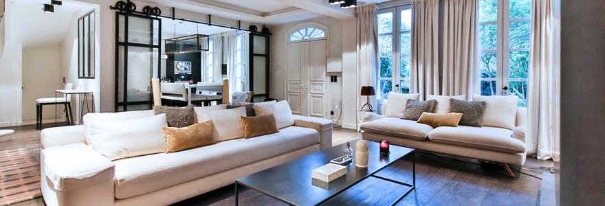L'immobilier luxueux